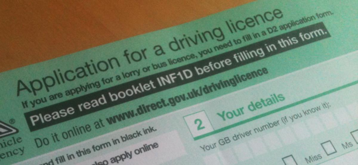 How Do I Apply For A Full UK Driving Licence Online